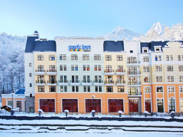 Отель «Park Inn by Radisson Rosa Khutor», Сочи